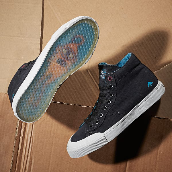 Emerica x Toy Machine Indicator High Schuh