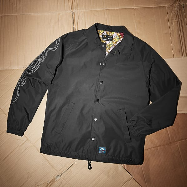 Emerica x Toy Machine Jacke
