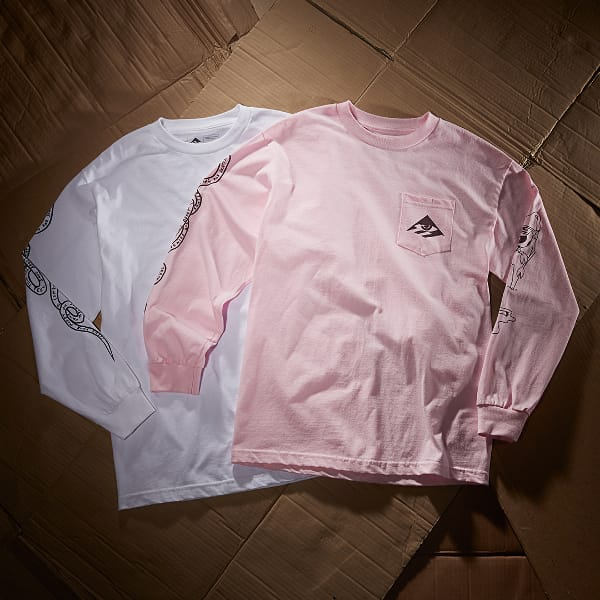 Emerica x Toy Machine Longsleeve