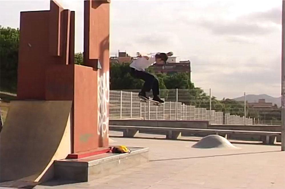 Kevin Ozcan Marcelona edit & interview