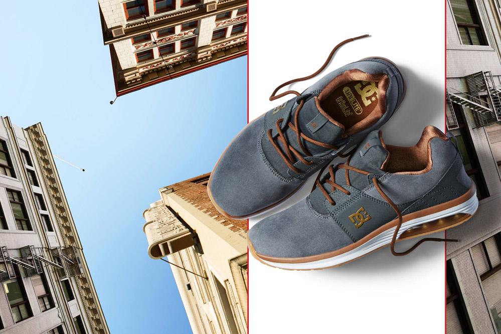 Der neue Heathrow von DC Shoes – Entwickelt für Performance, designet fürs Leben