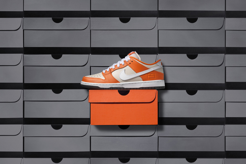 The Nike SB Dunk Low Premium Shoebox – Walking in a box!