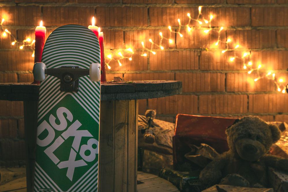 Skateboards als Weihnachtsgeschenk – Das sollten Eltern beachten