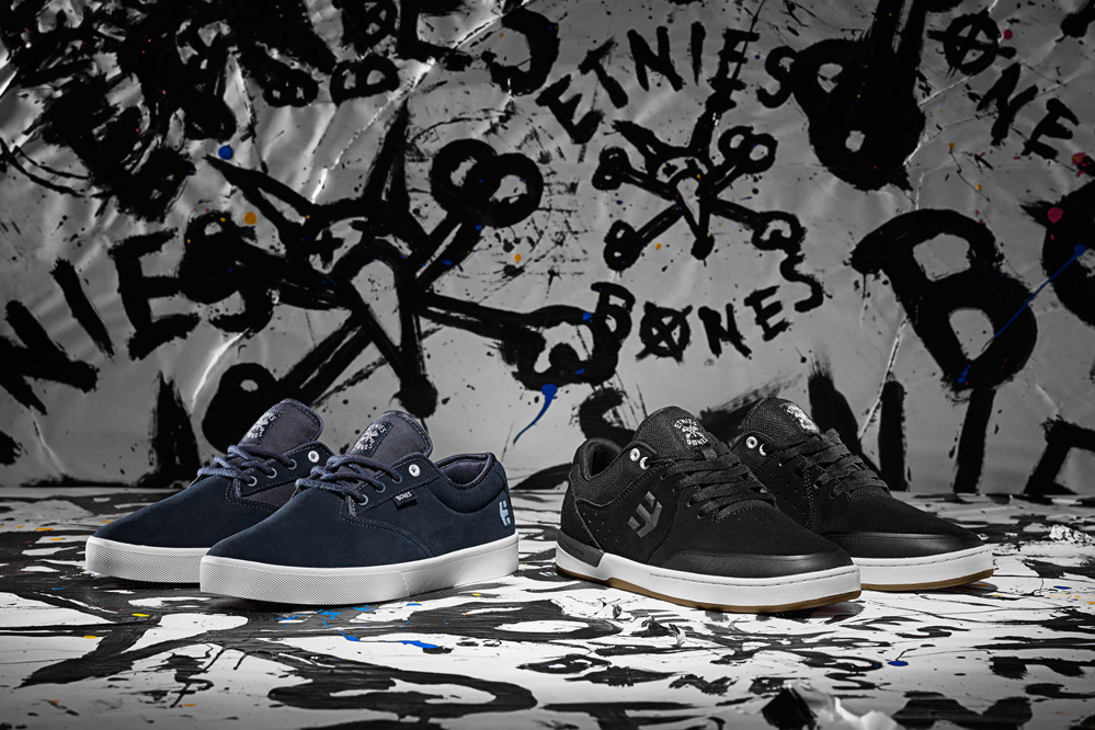 Etnies x Bones – 30 years love for skateboarding