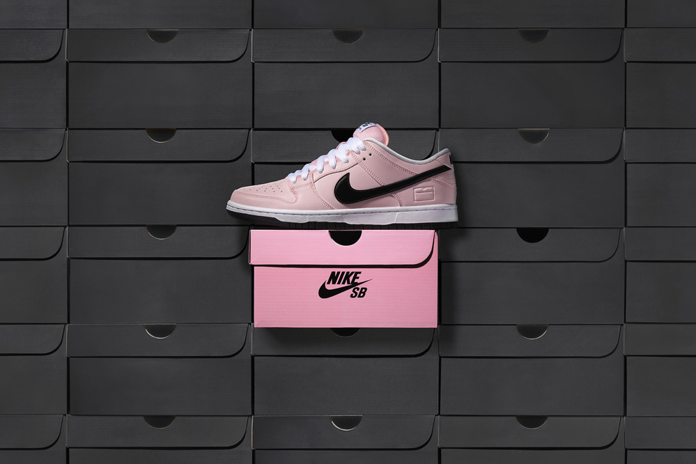 Nike SB Dunk Low Elite Shoebox – Walking in a box!