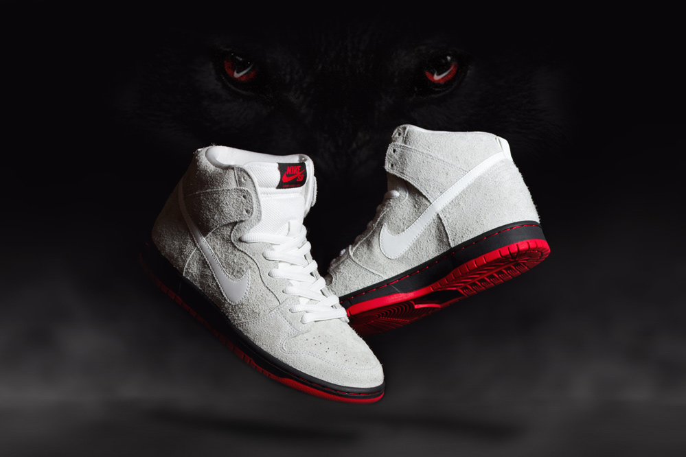 Nike SB x Black Sheep Dunk High Pro – un loup déguisé en agneau!