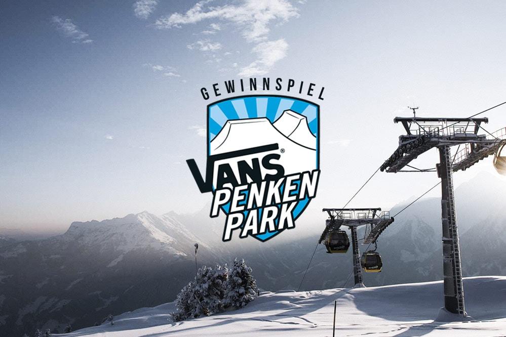 Gewinnspiel: Ein Wochenende im Vans Penken Park!