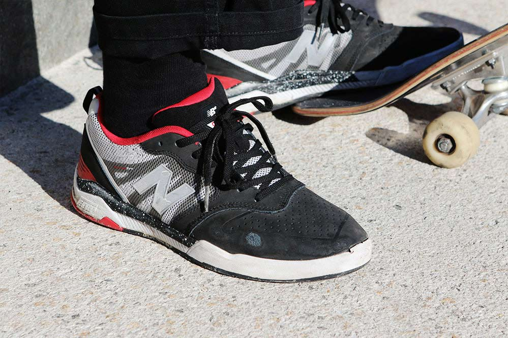 Wear Test: New Balance Numeric 868 – Unapologetically Technical