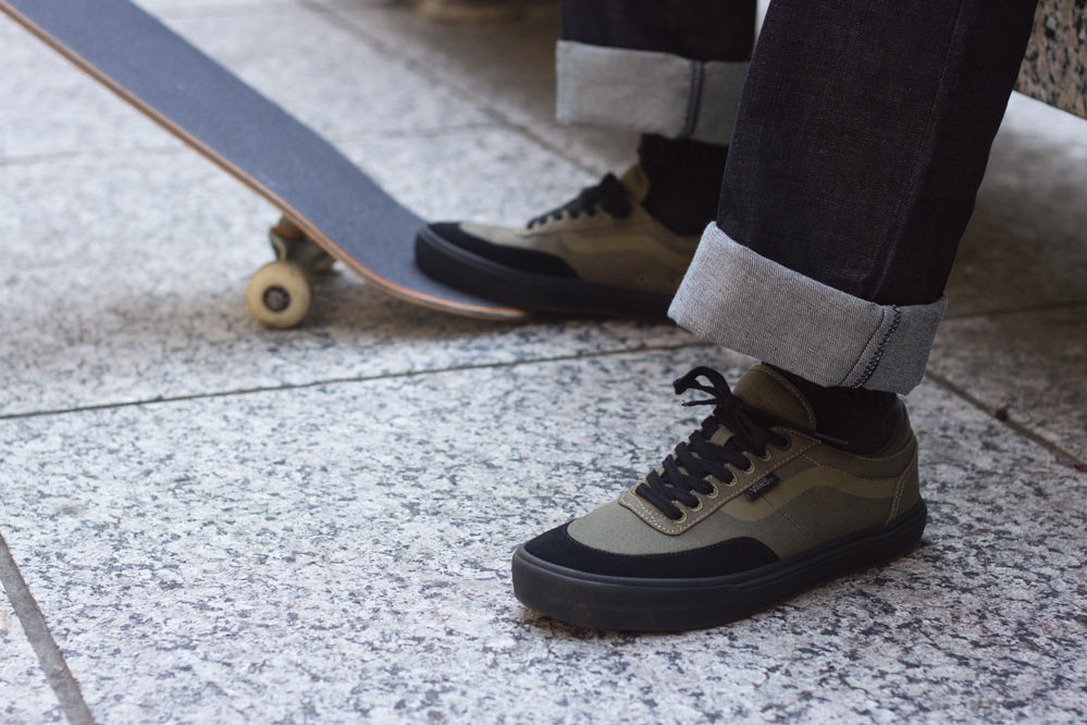 Vans Gilbert Crockett Pro 2 – The Wafflecup 2.0