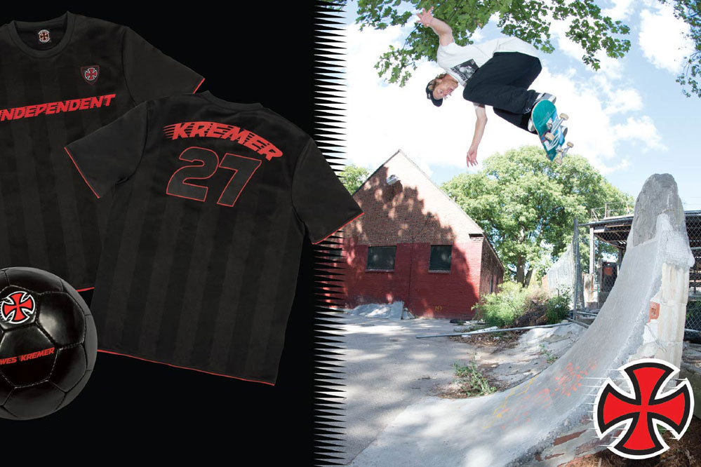 The Independent Wes Kremer collection – The game is on…