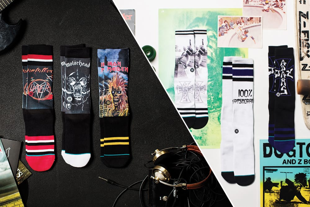 New Stance socks & sweepstake – Legends never die!