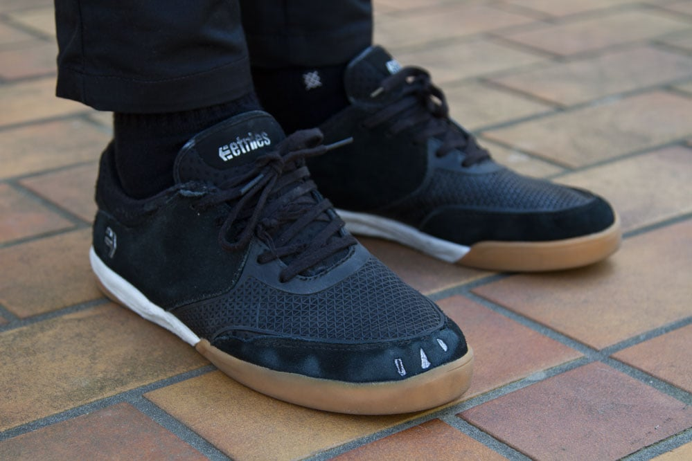 Wear test: etnies Helix – Innovation that holds up to its promises?