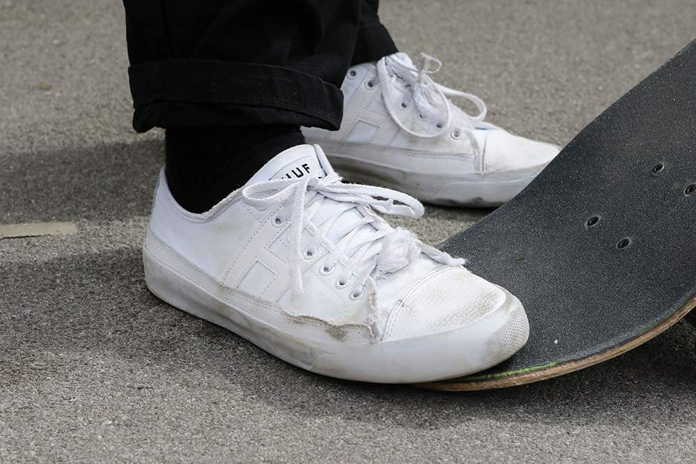Wear Test: HUF Hupper 2 Lo