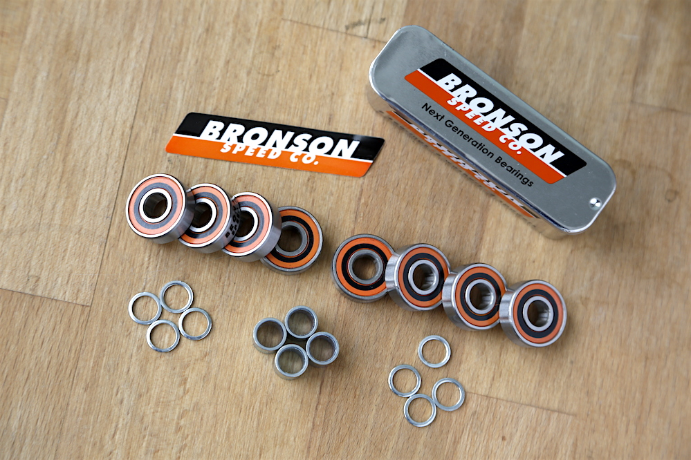 Skate Test: Bronson Speed Co. G3 lagers