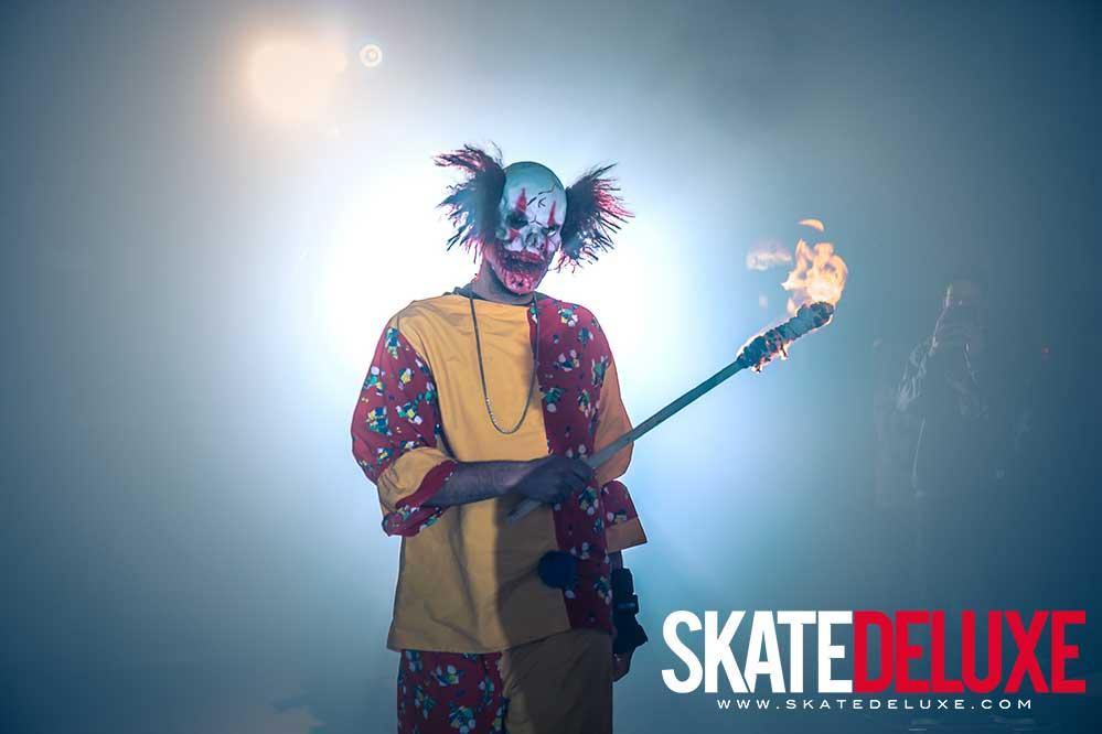 Ontheroll x skatedeluxe Skate Fright 2017