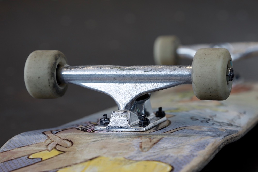 Skate Test – Independent Stage 11 Standard Forged Titanium Achsen