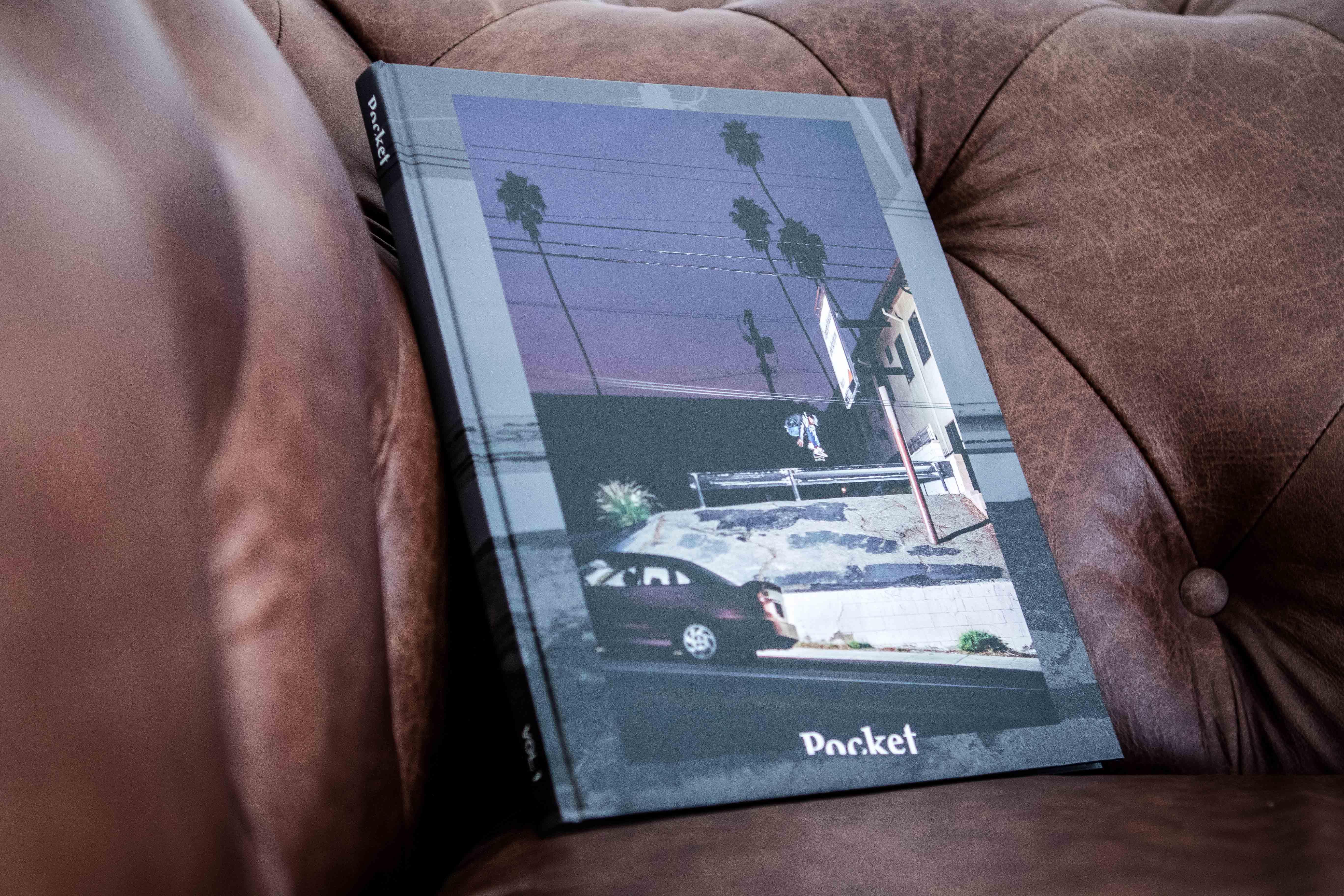 Pocket Skate Mag Vol. 1 | Wir stellen die erste Print Ausgabe vor