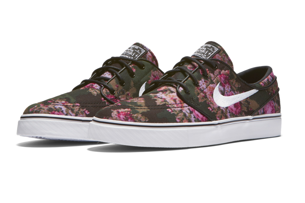The Nike SB Zoom Stefan Janoski Digi Floral is back – Limited Edition
