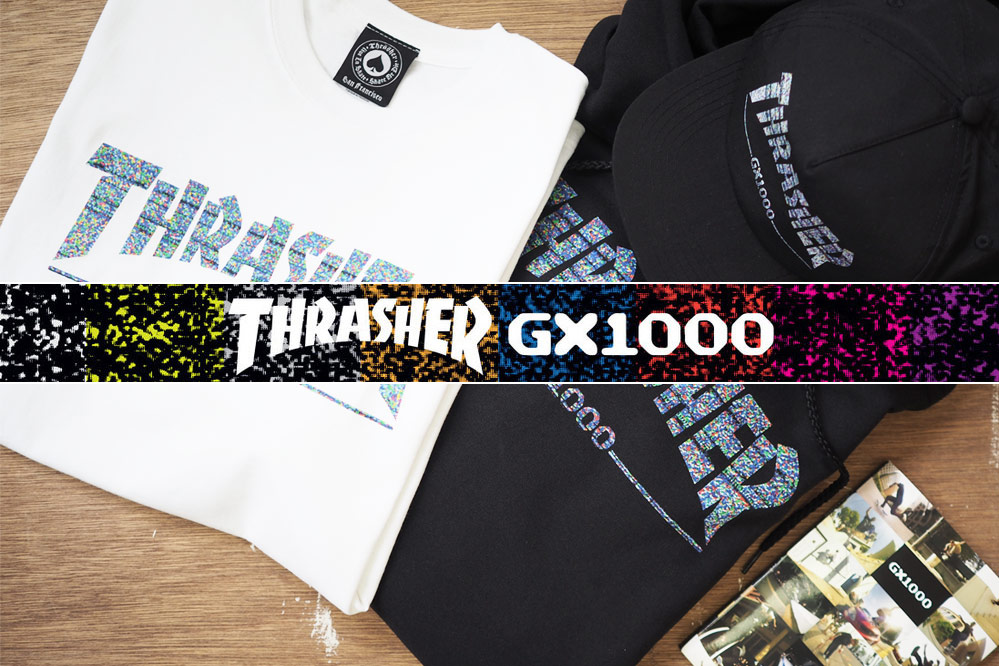 Raw, honest and without any fuss – Thrasher GX1000 – Limited Edition