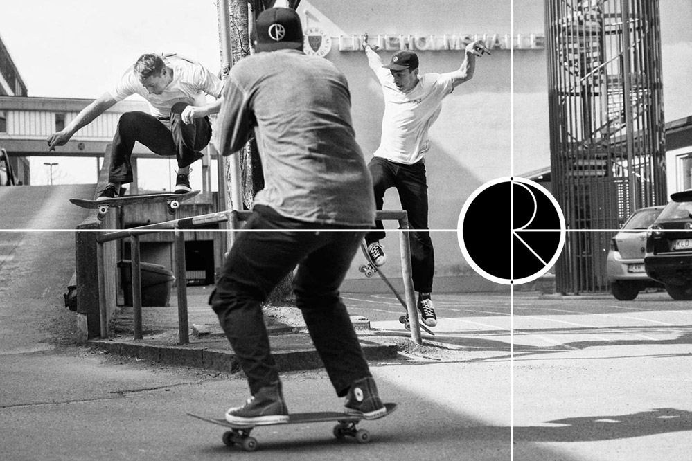 A breath of fresh air from Sweden – Polar Skateboards Summer Collection 2016