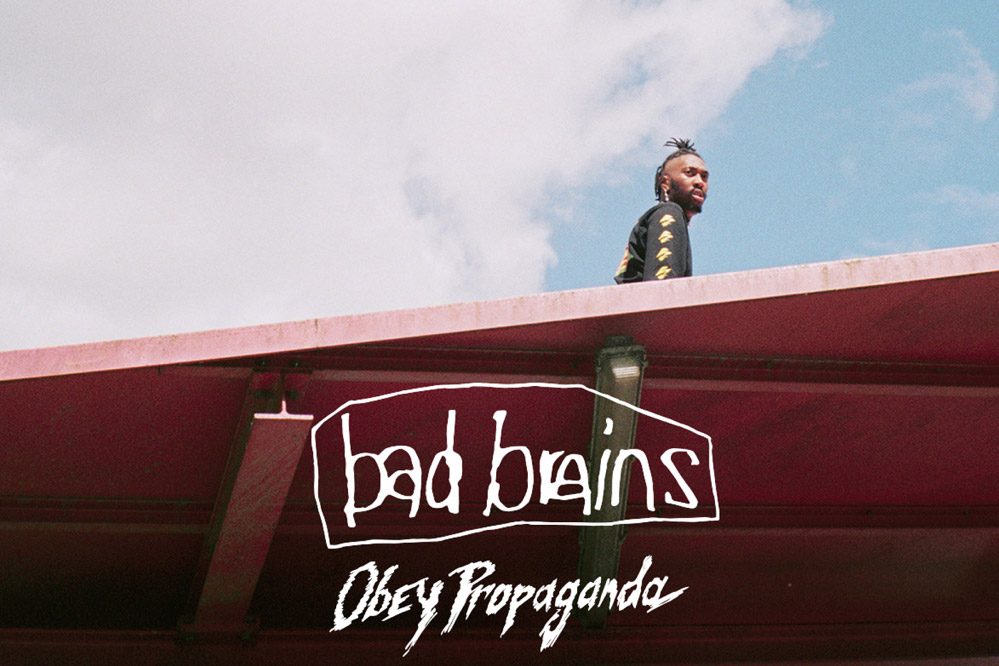 Pump up the volume with Obey x Bad Brains!