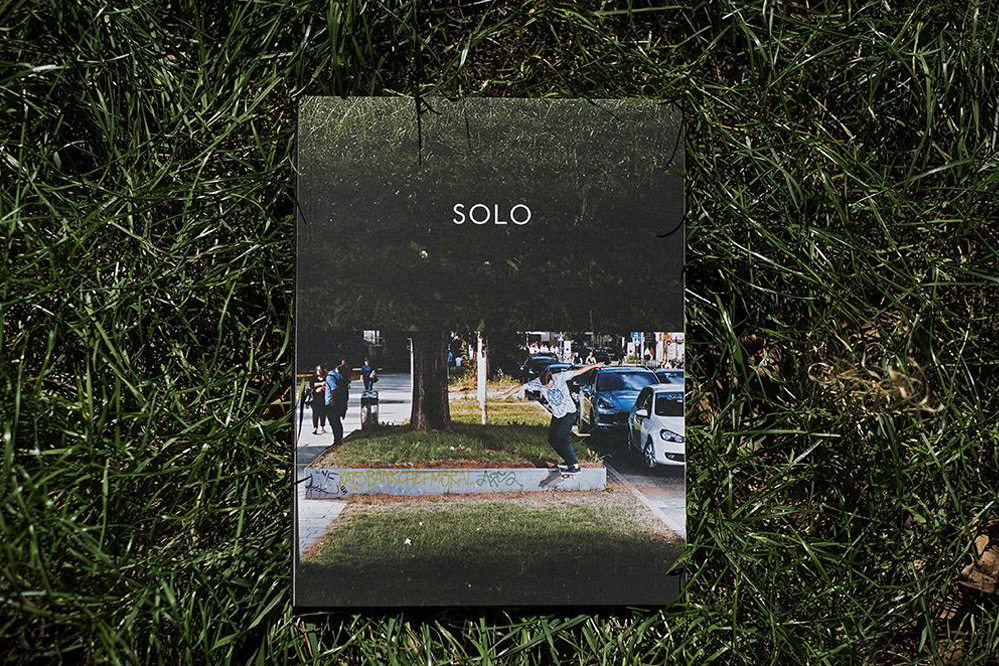 SOLO No. 11 – GET YOUR FREE ISSUE!