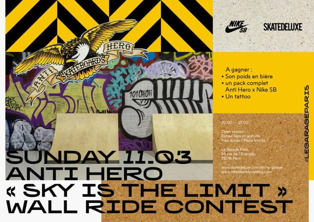 Anti Hero - sky is the limit