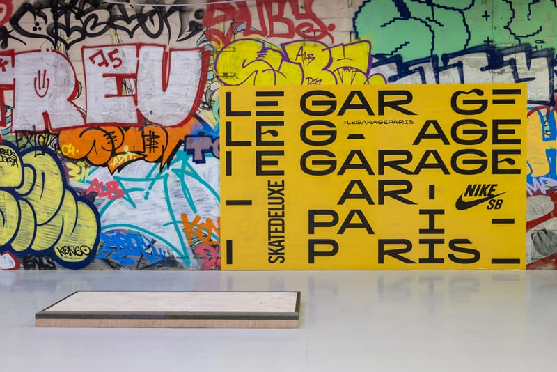 le garage spot paris