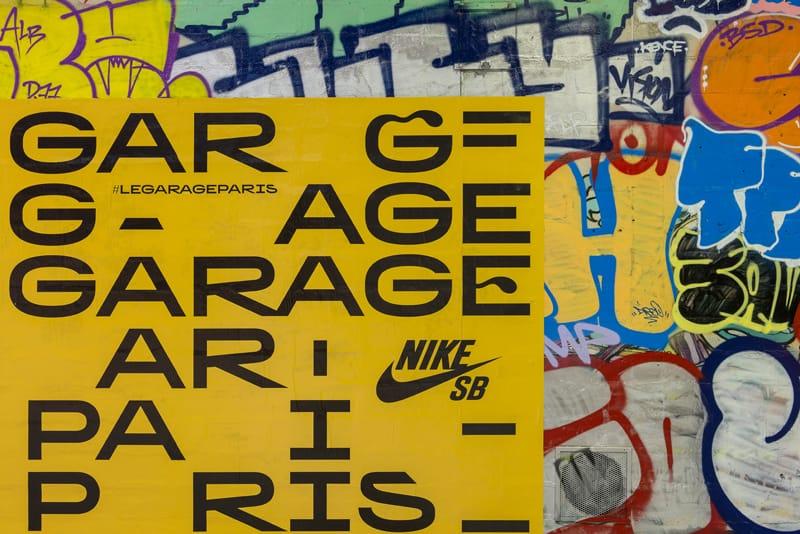 le garage spot paris