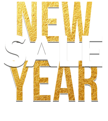 NEW YEAR SALE - Bis zu 70 % Rabatt