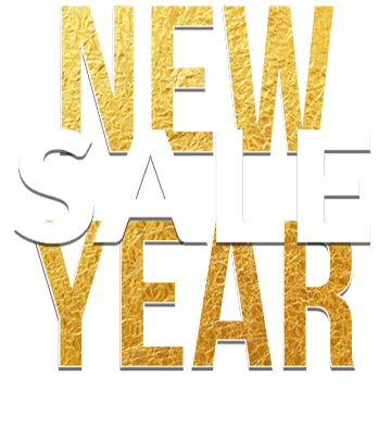 NEW YEAR SALE - Up to 70% Off