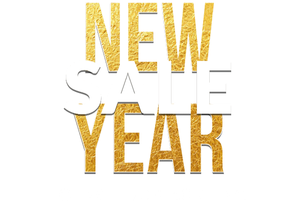 NEW YEAR SALE - Tot wel 70% korting
