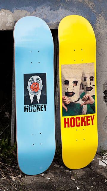 Hockey Skateboards