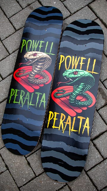 Powell-Peralta Skateboards