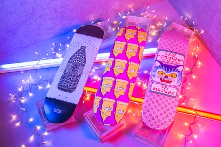 Cadeau Ideeën Skateboards & Skateboard Hardware