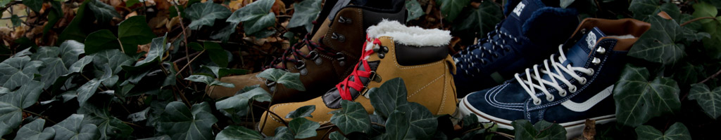 Zapatos de invierno