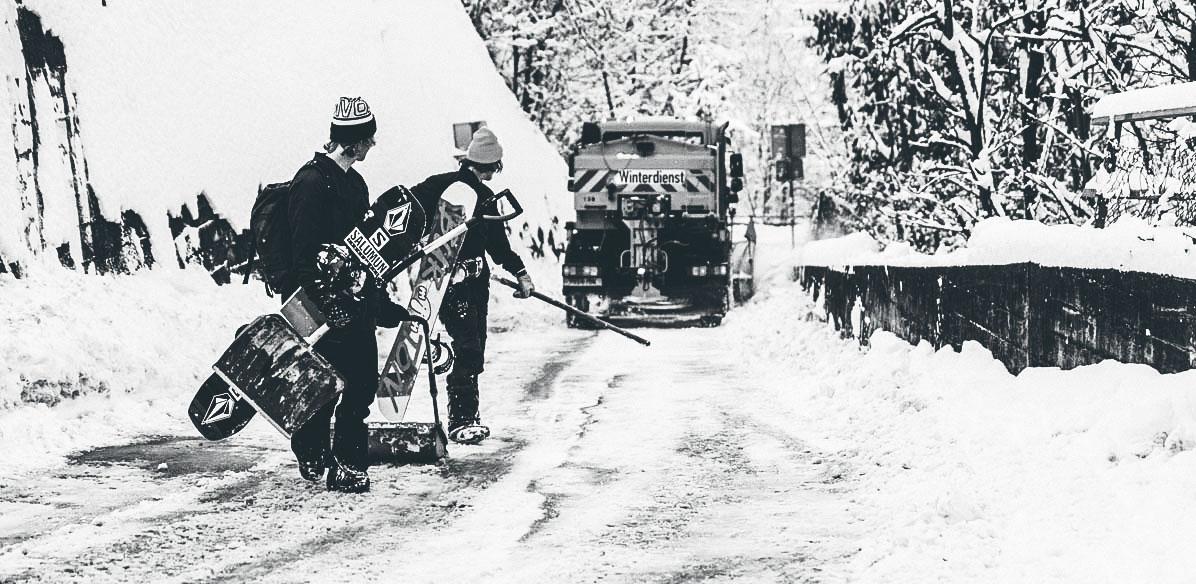 SNOWBOARD -JACKEN UND -HOSEN