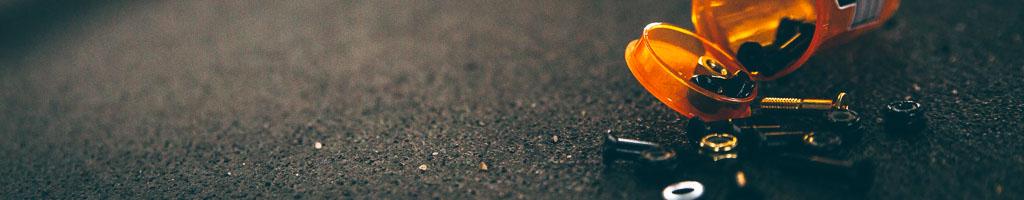 Bolt Packs for Skateboards and Longboards