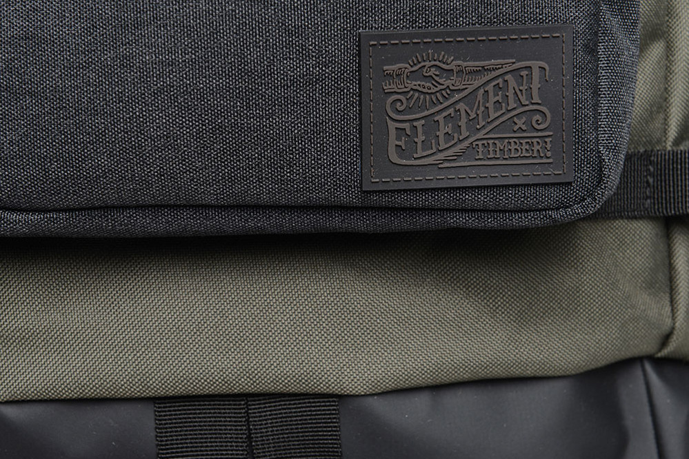 Element x Timber! Sink or Swim collection Waterproof Backpack