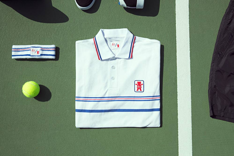 éS x Grizzly Kollektion Polo Shirt