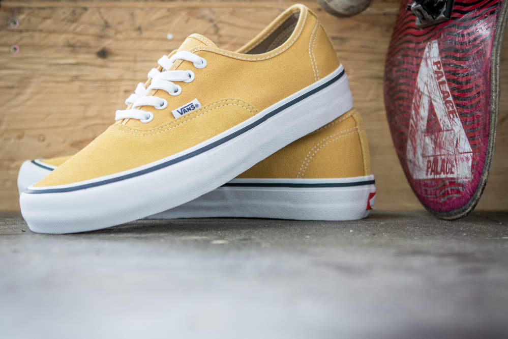 Vans Authentic Pro Yellow