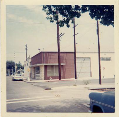 Vans First Store in Anaheim 1966