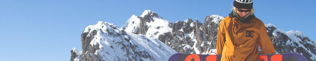Snowboard Jacken