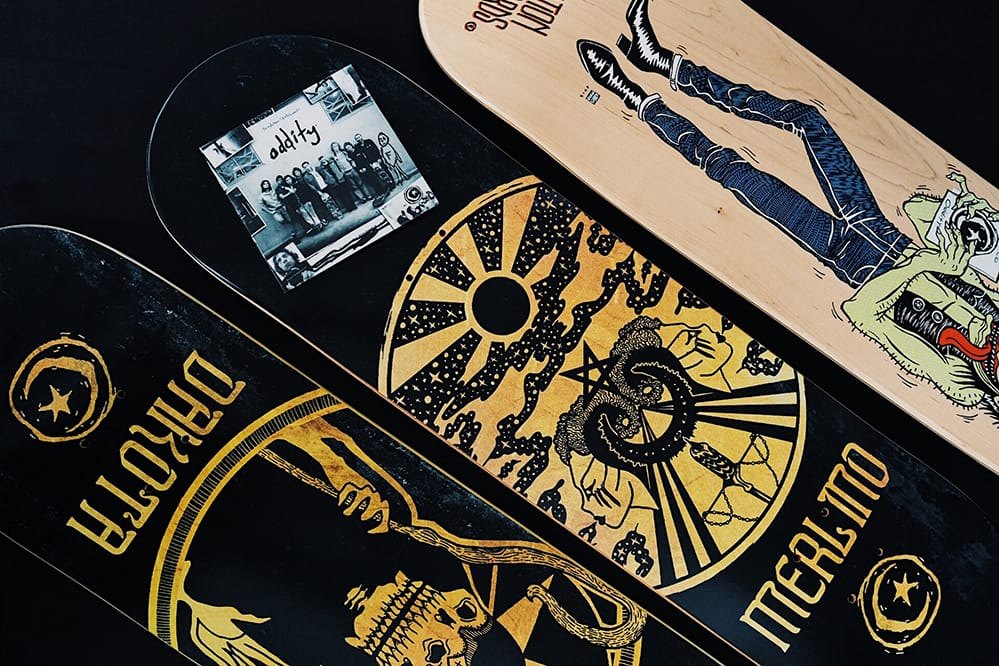 Gratis DVD zu jedem Foundation Deck