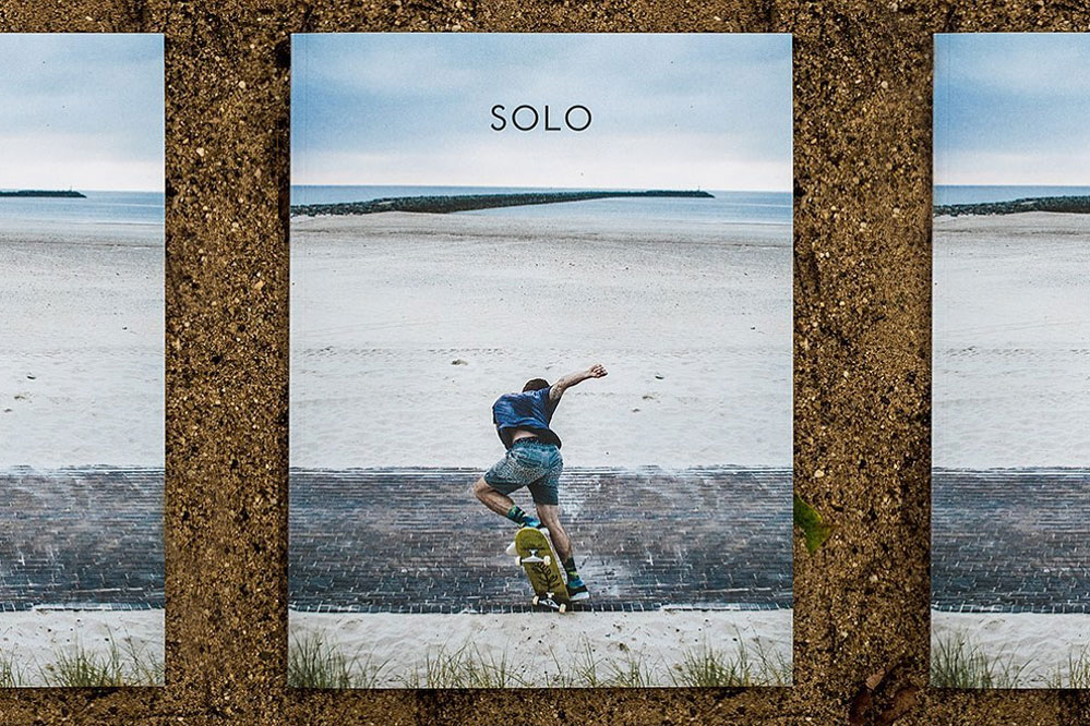 Free Solo Mag choosable with every order exceeding 50€