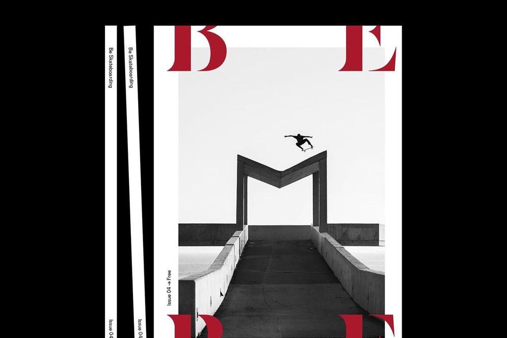 Be Skateboarding Mag à choisir gratuitement à partir d'une commande de 100 EUR