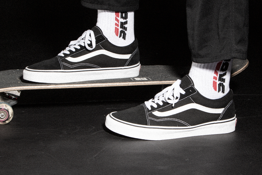 Calcetines SK8DLX gratuitos con todas las zapatillas