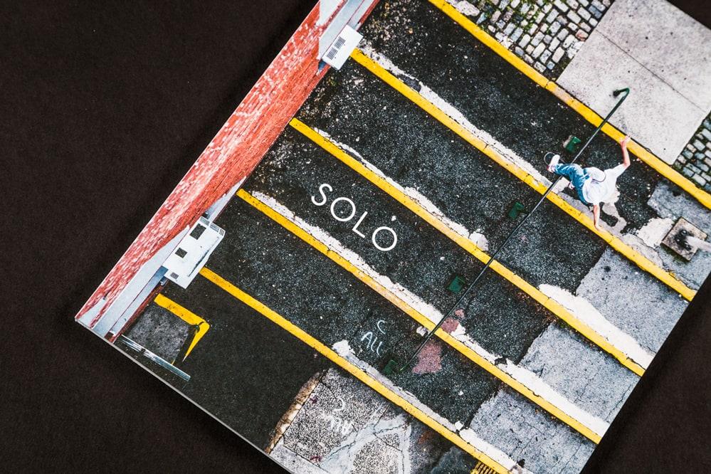 Solo Mag à choisir gratuitement à partir d'une commande de 100 EUR