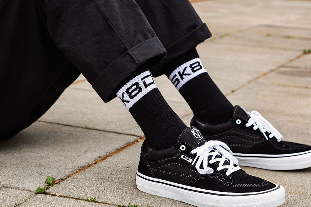Free SK8DLX Lazer Socks choosable with every order exceeding CHF 370