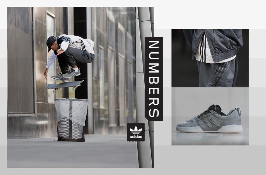adidas x Numbers